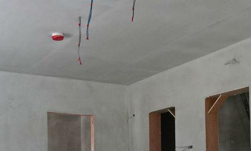 Internal Plastering - Skimming a Ceiling