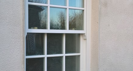 Patent Reveal around Window