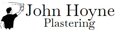 John Hoyne Plastering Logo